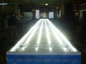 屋外LEDの看板2